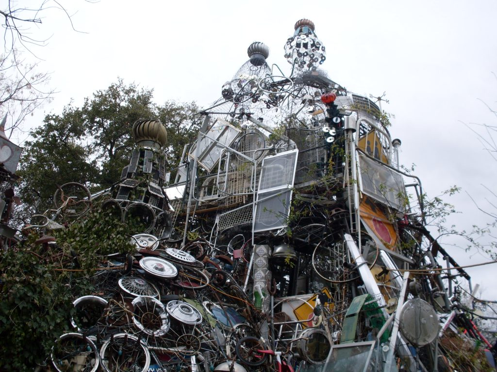 Cathedral of Junk (5)