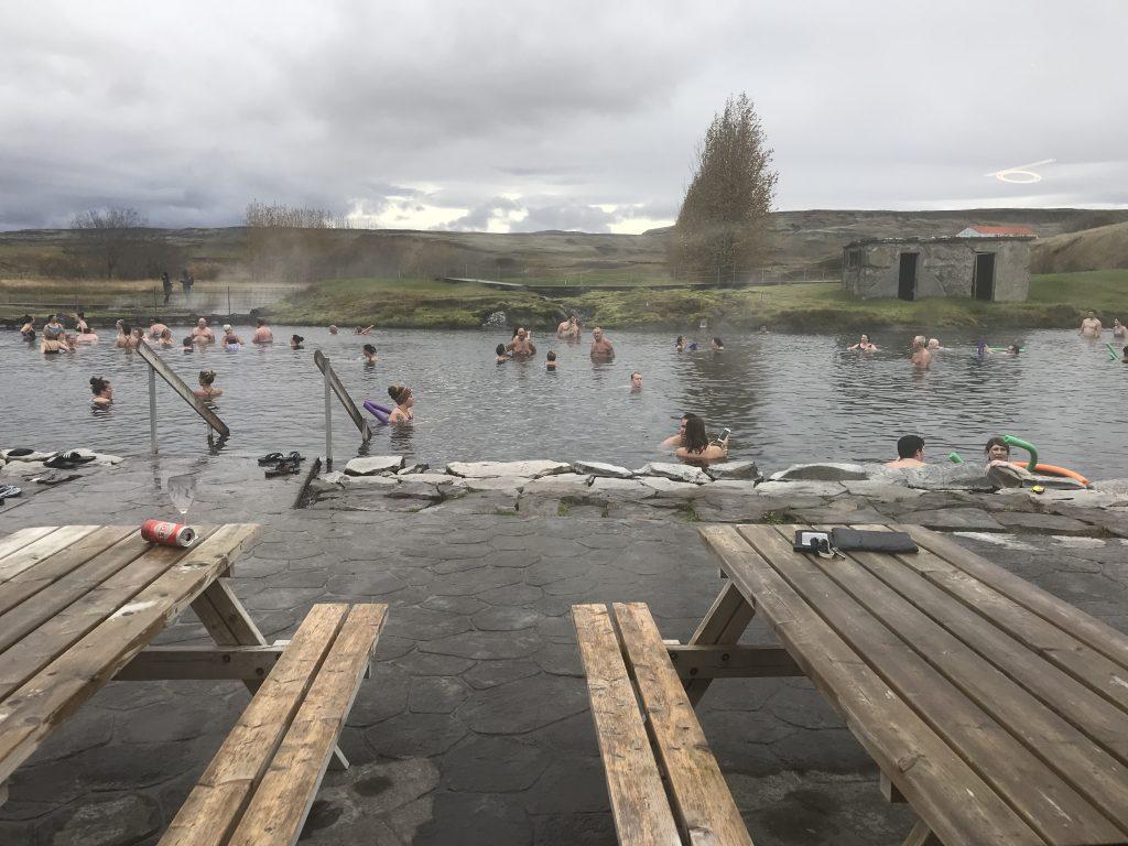 Iceland - Secret Lagoon (2)